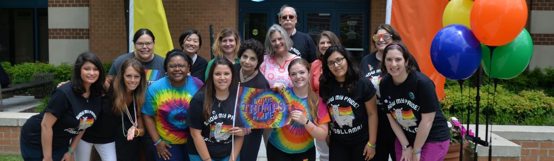 LGBT Pride Day June 2018