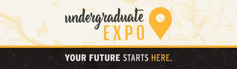 Undergraduate Expo March 28