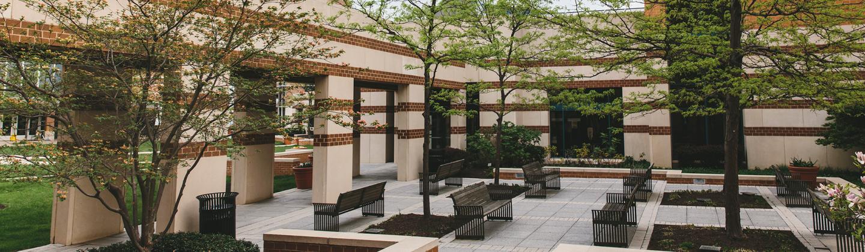 USG Building II Courtyard