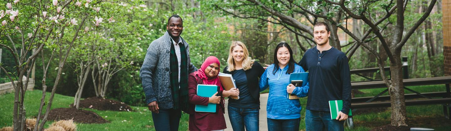 Group of Students at USG