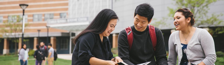 Students at USG