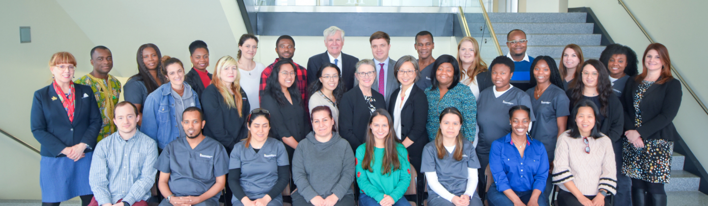 USG Scholars and Mr. Conway