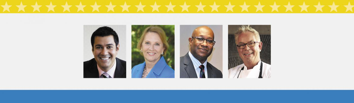 Montgomery County Business Hall of Fame Inductees