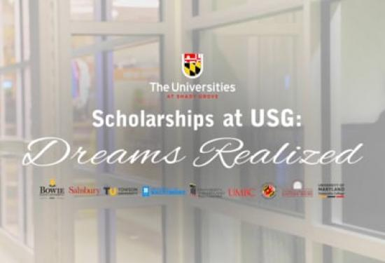 Scholarships at USG: Dreams Realized