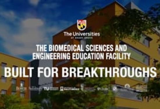 BSE Built for Breakthroughs