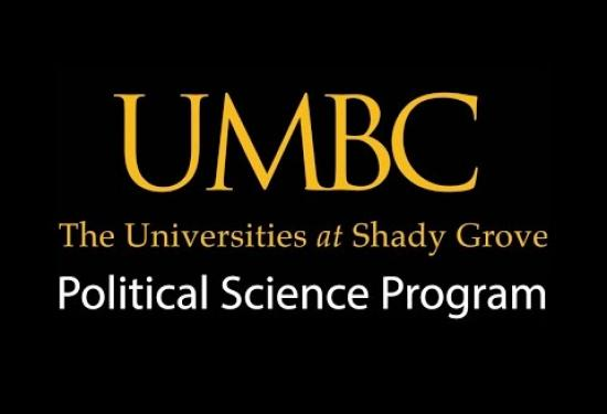 Political Science at UMBC Shady Grove