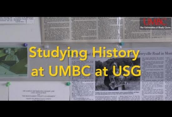 Earning a History Degree Offers Great Career Options | UMBC at USG