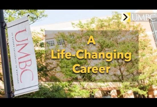 A Career with Life-Changing Applications | UMBC TLST