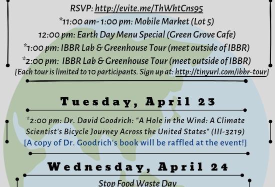USG Celebrates Earth Day