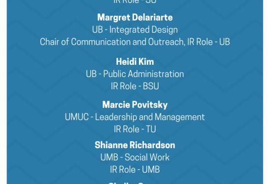 GSA Executive Board 2019-2020