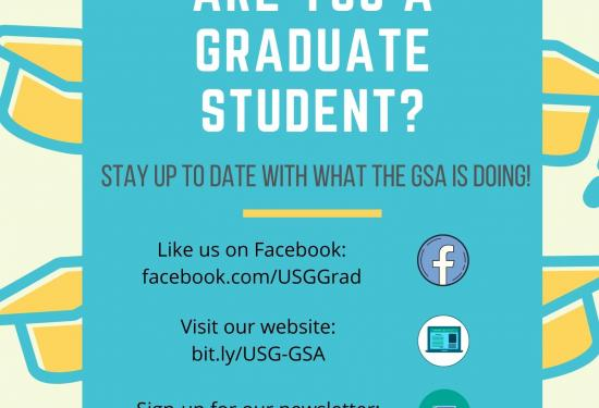 Stay in touch with the GSA!