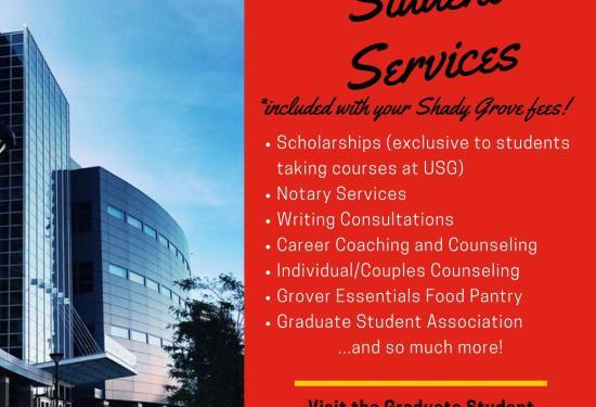 Graduate Student Services