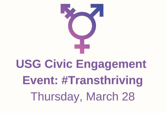 #Transthriving Save the Date