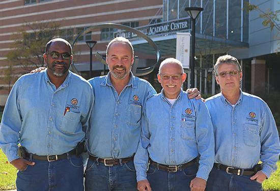 Facilities Staff