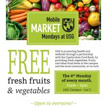Free vegetables