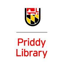 Priddy Library Logo